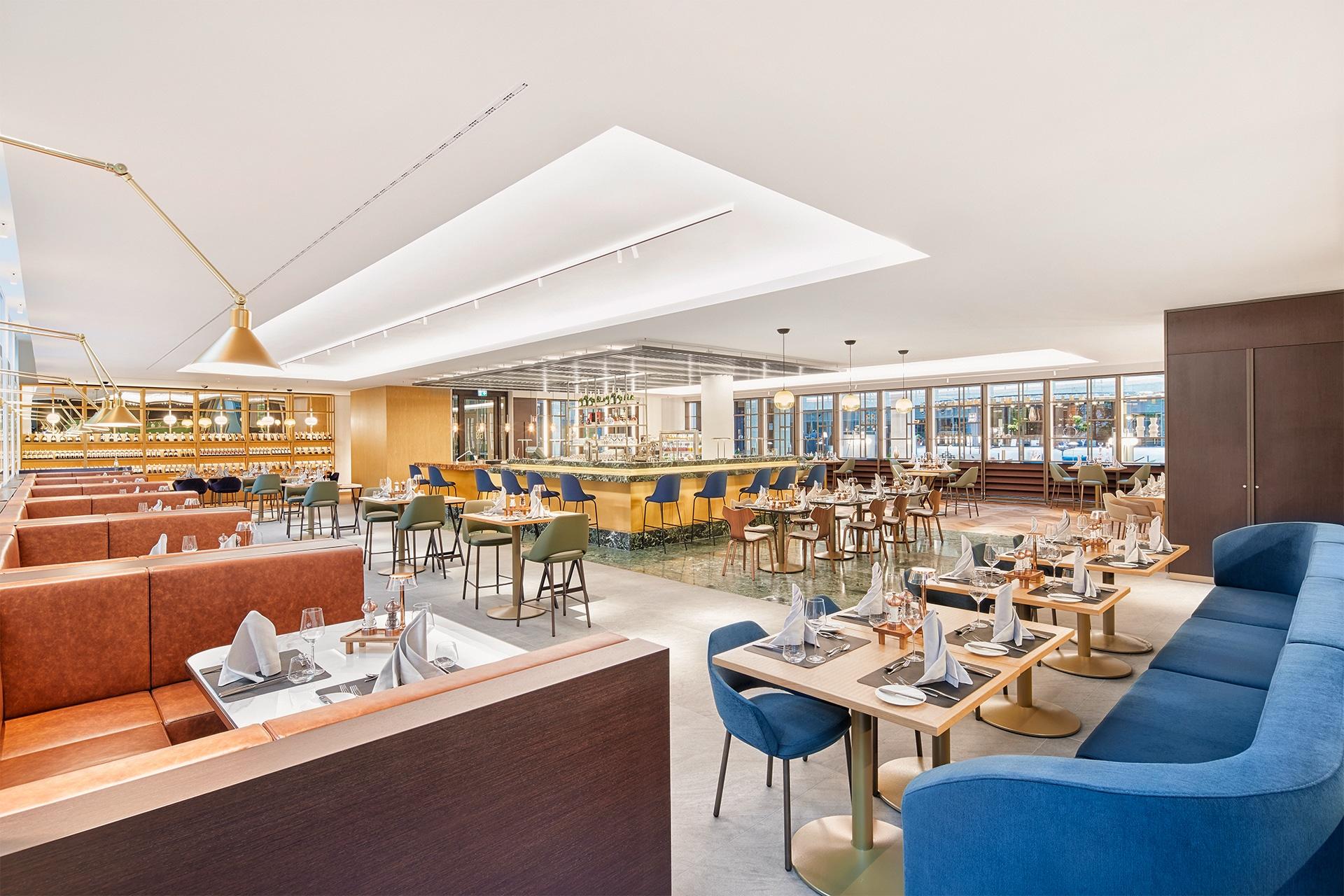 die neue Bar im Restaurant Koe59