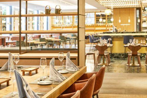 Ein Blick in das neue Restaurant Ko59
